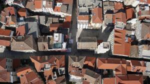 Šibenik narrow streets
